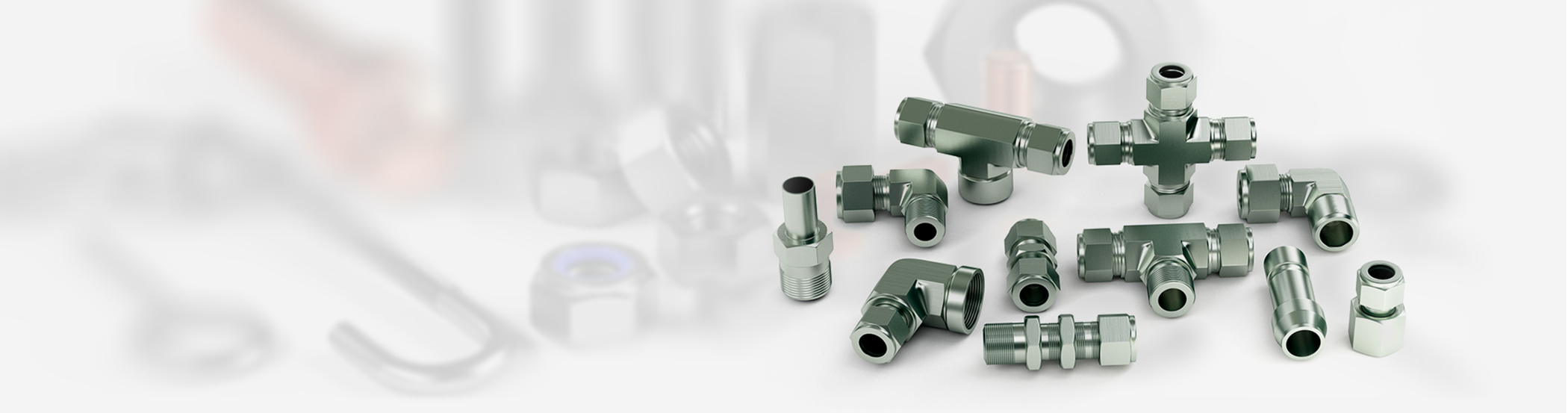 Exotic-Metal-Compression-Fittings